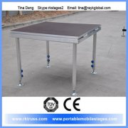 RK Aluminum portable outdoor stage