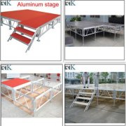 RK-Professional aluminum portable stage company