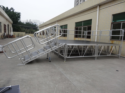 Durable Event Portable Aluminum Stage System