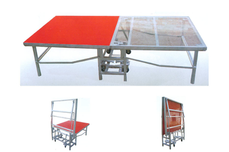 2014 new hot sell folding stage platform for party event
