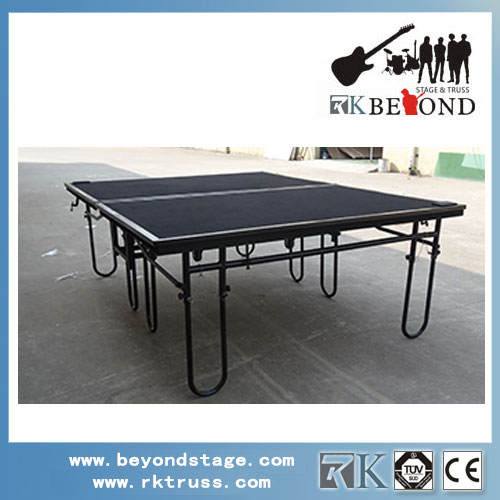 Cheap used folding portable stage wholesale