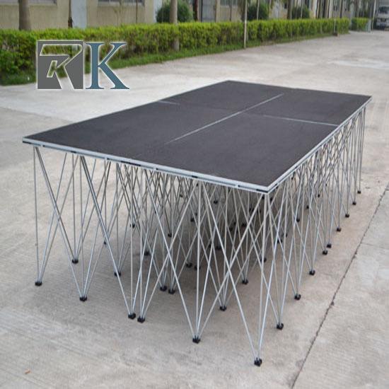 Complete 2m×4m Smart Stage Kit