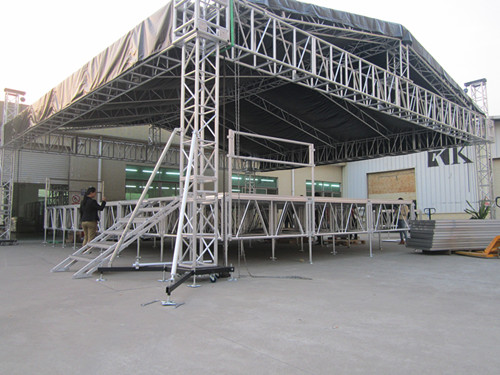 Used Stage Truss For Sale Concert Stage Truss Portable