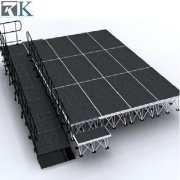 Do not hesitate to choose RK portable stage!