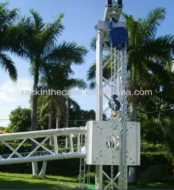 High quality tower truss system for event
