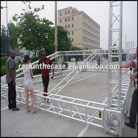 Classic and Practical Tent Roofing Truss Tower System