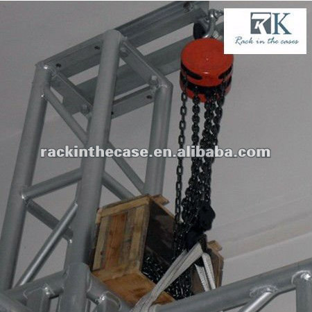 Aluminum layer tower truss system for sale