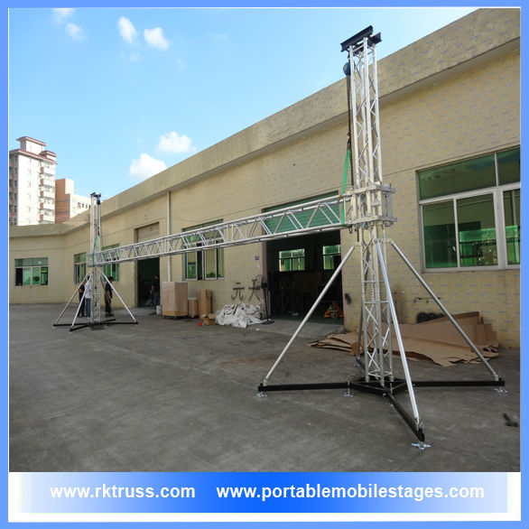 14 years experienced stage truss stand manufacturer