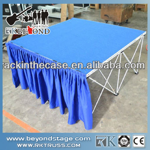 High-quality stage skirts manufacturer from China