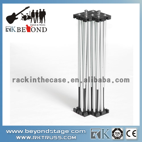 Adjustable high portable stage risers for sale