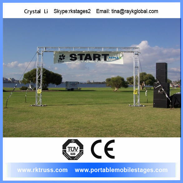 Stage truss for events on sale