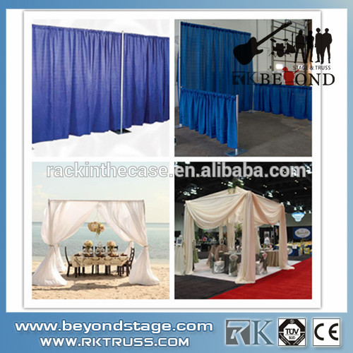 Various colors stage backdrop for sale