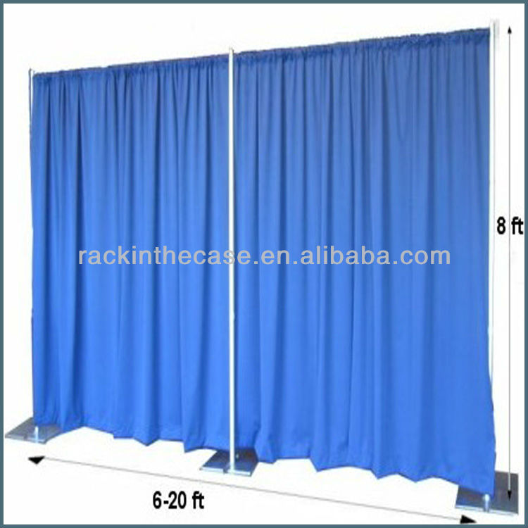 Stage curtain system rental