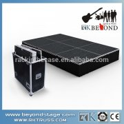 Folding Portable Stage for Event,Trailer Mobile Stages for Sale