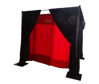 Pipe and drapes for sale-RK