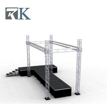 Steel truss displays for sale