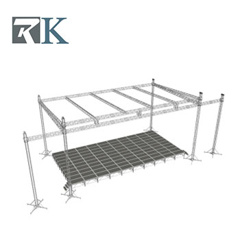 Trade show truss design and wholesale