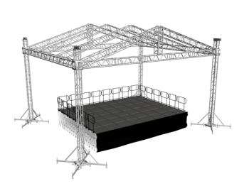 truss displays