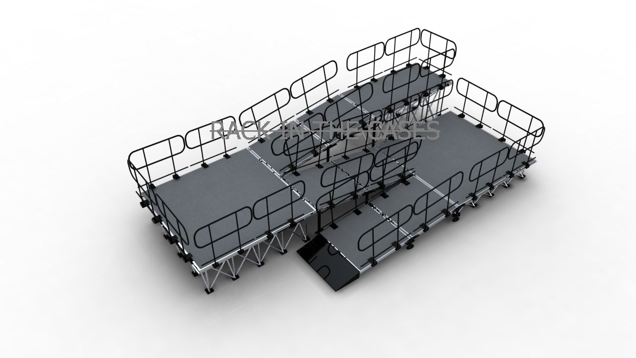 Portable wheelchair ramps for Handicap mobile homes for sale