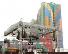 Strong Aluminum Truss For Exhibition Display, Concert