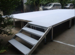 RK Hot Selling Choral Stage with stairs
