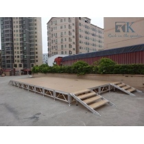 High-quality aluminum stage system for sale
