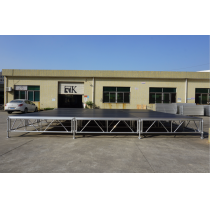 High-quality aluminum portable stage wholesale