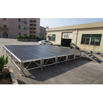 Aluminum used portable stage wholesale