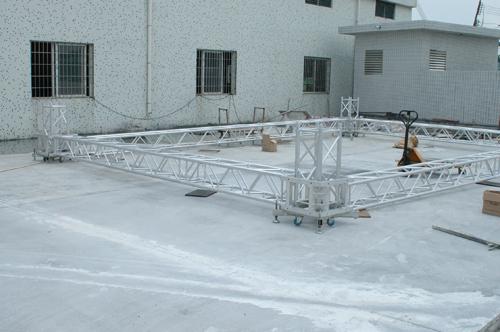 RK portable stage spigot steel truss for sale