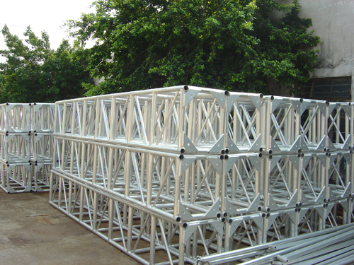 Bolt stage truss system manufacturer from China