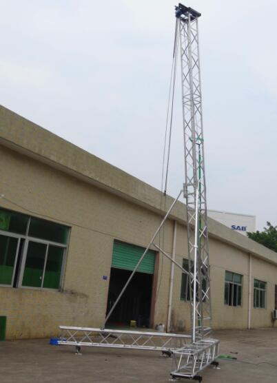 2014 Speaker Truss Tower System With Multi-function