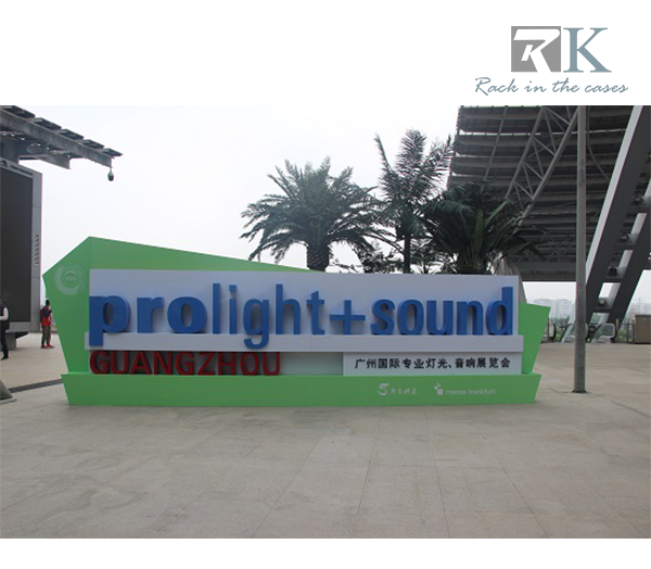 RK in the prolight+sound
