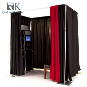 Stage curtain used for wedding stage on sale
