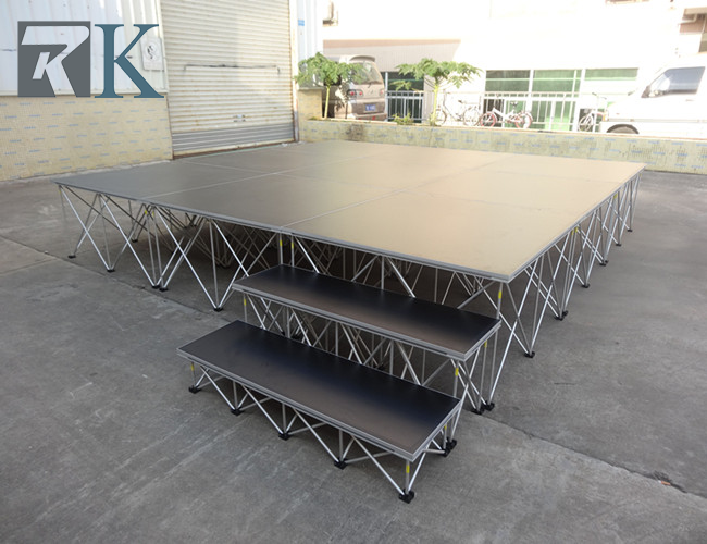 portable stage manufacturer