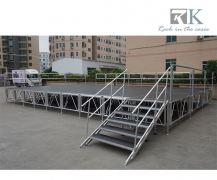 RK High Quality Used Stage for sale