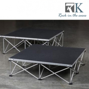 RK school event portable stage system